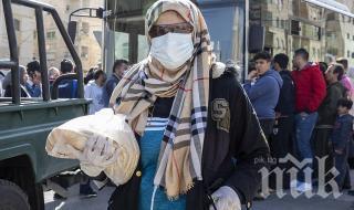 НОВ ВЗРИВ: Турция пламна от коронавирус
