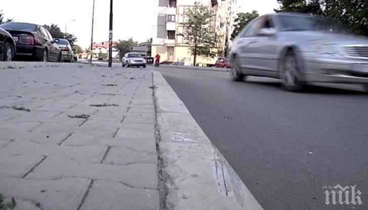 В Пловдив строят градските магистрали с 80 млн. лева