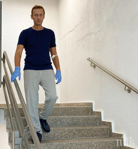 """РАЗКАЯНИЕ: Един от създателите на """"Новичок"""" се извини на Навални"""