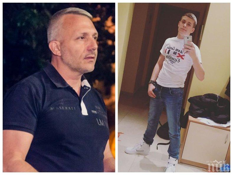 ДЪЛБОК ДЖОБ: Метежникът Хаджигенов издържа двама студенти във Великобритания - там ли потъват парите за протеста, за които се изпокара със съюзниците си в триото