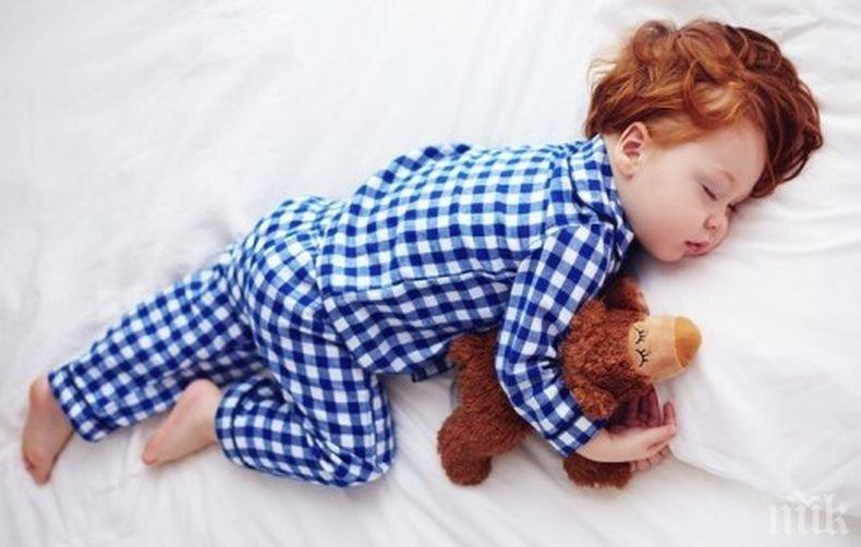 Ето защо децата трябва да си лягат рано и как да променим навиците им за това