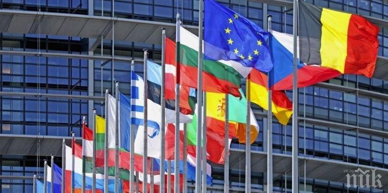 Обсъждат бюджета на ЕС и Плана за възстановяване от пандемията с коронавируса в Брюксел