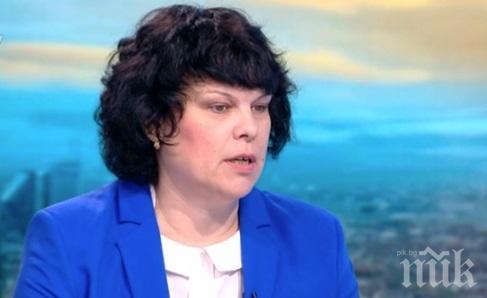 Зам-министърът на образованието Таня Михайлова: Ще има индивидуален подход към всяко училище при ситуация с коронавирус