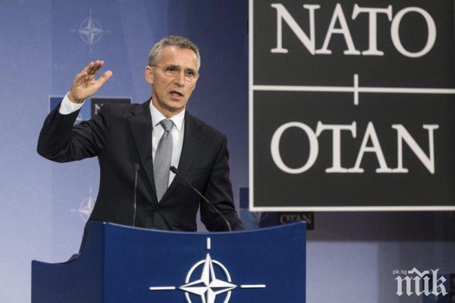 НАТО не се тревожи, че Сърбия си купува оръжие от Русия и Китай