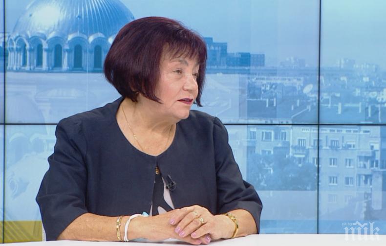 Янка Такева: Връщането на децата в училищата не беше прибързано, системата е готова