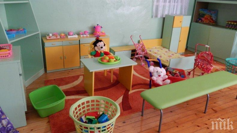 Три години уседналост вкарват в детска градина в София