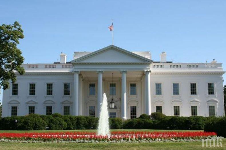 13 представители на Вашингтон днес са на посещение в Прищина