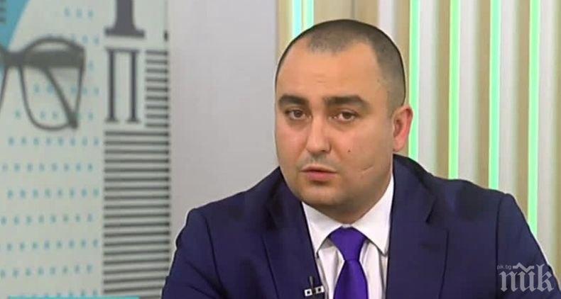 Депутатът от ГЕРБ Александър Иванов: Процедурата по избор на нов председател на ЦИК започва до дни