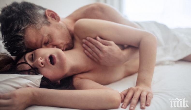 Ето ги нещата, които всяка жена трябва да пробва в секса, преди да навърши 40