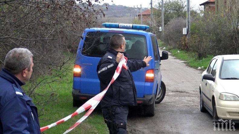 Жестоко убийство край София! Откриха мъж с прободни рани по цялото тяло