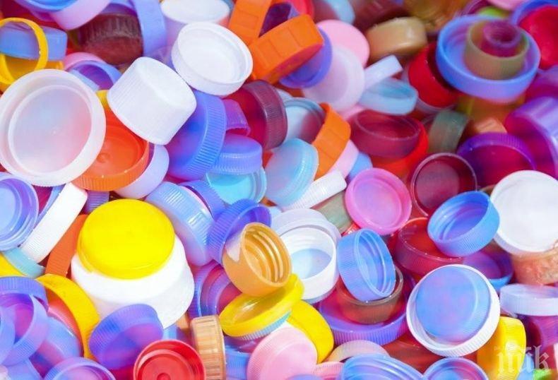 ГОЛЯМО БРАВО: Ученици от Бургас събират капачки за детски реаномобил