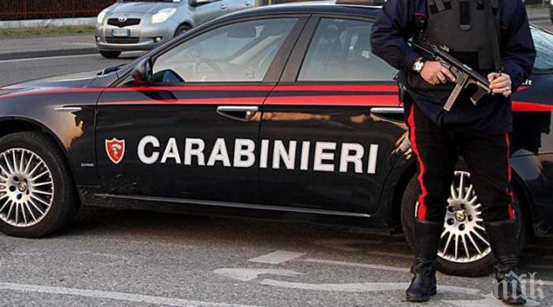 Откриха италиански футболен съдия мъртъв заедно с приятелката му