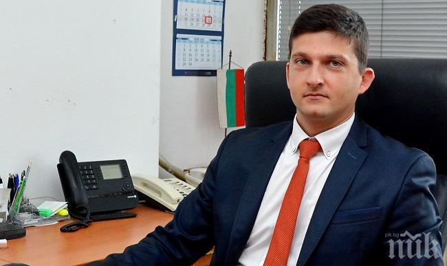 """ТРАГЕДИЯ: Почина 37-годишният шеф на ГД """"Гражданска въздухоплавателна администрация"""" Станимир Лешев"""