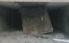 Срути се таван на подлез до Делфинариума във Варна