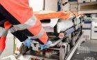 Работник пострада при трудова злополука в Исперих