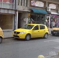 АКЦИЯ: КАТ разби нелегални таксита в Пловдив, 323 водачи са глобени, една е предложила подкуп