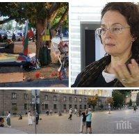 Политологът Румяна Коларова удари метежниците: Протестът отива надолу, затова търсят сблъсък