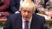 Борис Джонсън заплашва да въведе шестмесечни ограничителни мерки заради пандемията във Великобритания