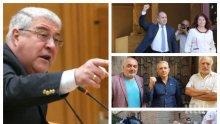 Спас Гърневски пред ПИК: Румен Радев ще бъде съден за национално предателство! Не разбирам за какъв експертен кабинет говори Каракачанов и защо - правителството е експертно, стабилно и успешно