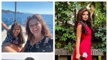 ПРИНЦИПИ: Алекс Сърчаджиева не дава джобни на дъщеря си: Не искам да отгледам разглезено и меркантилно дете