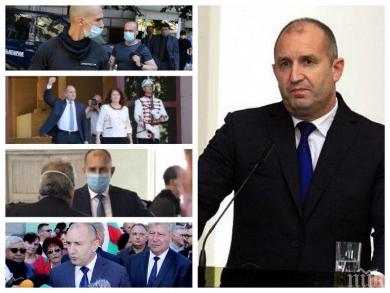 ИВА НИКОЛОВА: Как Румен Радев сам се издаде за порочните си задкулисни игри във войната с Борисов и държавата