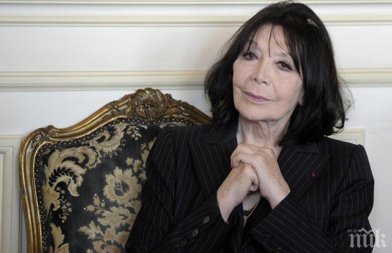 Почина иконата на френския шансон Жулиет Греко