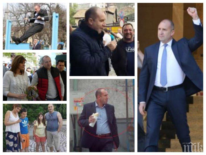 """ИВА НИКОЛОВА: Прав е Румен Радев да изчистим истината - и за разговорите му с шефа на ВВС, и за държавните пари и облаги на Деса Мерцедеса, и за шпионажа на съветника му, и за """"Грипен""""-ите, и за самия него"""