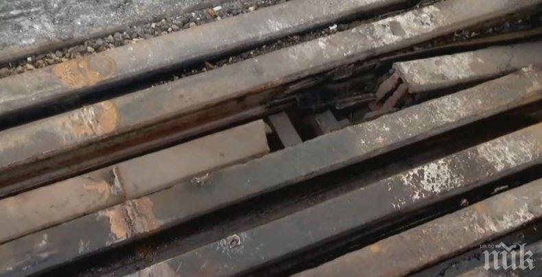 Граждани алармират: Аспаруховият мост се руши - има напукан бетон и оголена арматура