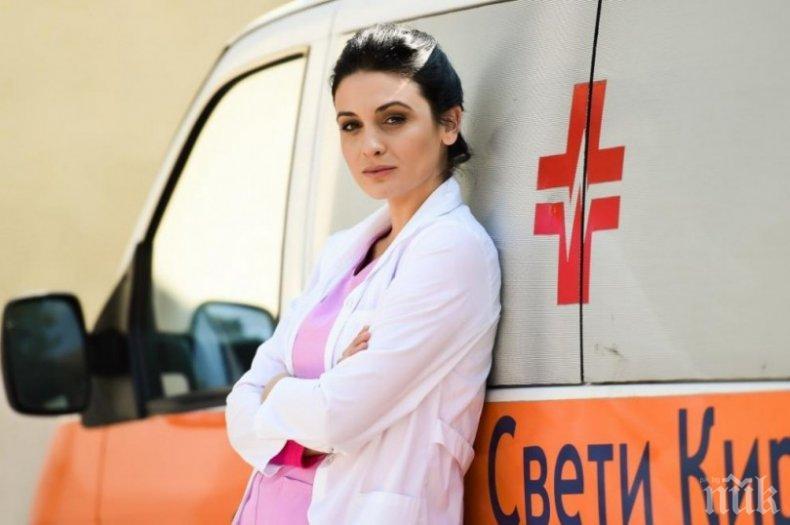 Диана Димитрова получи мечтана роля в Тютюн