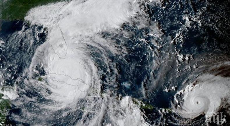 """Тропическата буря """"Бета"""" удари Тексас"""