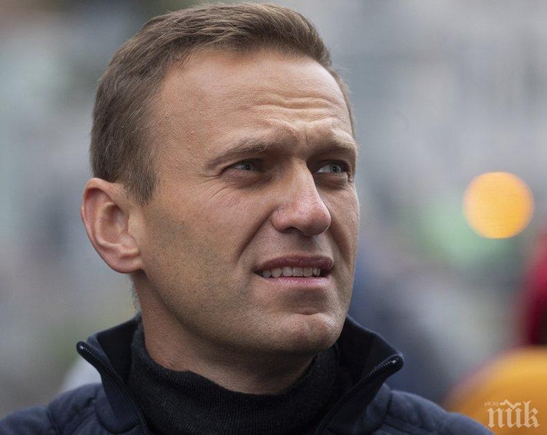 Навални изписан след 32 дни в болница