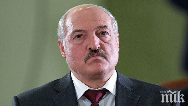 ЕС и САЩ не признават Лукашенко за президент на Беларус