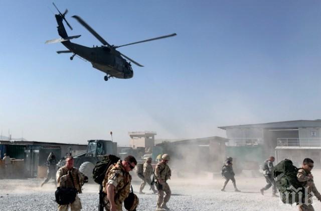 Шефът на отбраната адмирал Емил Ефтимов: Контингентът ни в Афганистан ще бъде предислоциран