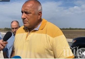 """ПЪРВО В ПИК TV: Борисов показа огромен напредък на магистрала """"Хемус"""": По трасето има и много разкрити археологически находки, които се предават на музеите (ВИДЕО/ОБНОВЕНА)"""