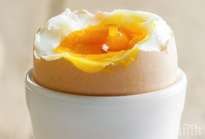 ВНИМАВАЙТЕ: Преварените яйца са токсични