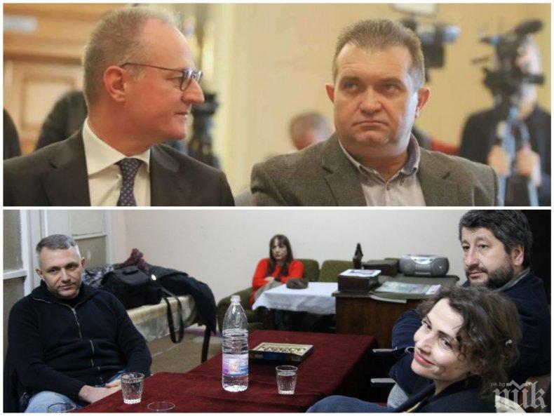 """Гошо от """"Боец"""" скочи на Хаджигенов: Адвокат да предаде клиента си, е долно. Мая, Слави, Лупи, Триото не са решение, а подмяна!"""