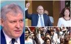 Румен Христов разкри - остава ли СДС партньор на ГЕРБ: БСП иска да се върне на власт чрез метежа, Радев продължава да е разединител на нацията