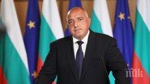 Борисов с новини за още мерки в помощ за бизнеса (ГРАФИКА)