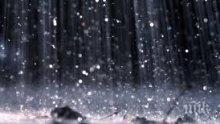 Ето къде падна най-много дъжд според НИМХ
