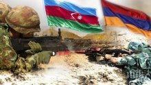 Ужас в Нагорни Карабах: Десетки загинаха при кървавите сблъсъци