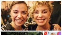 """ШУРОБАДЖАНАЩИНА: И майката на Рая Пеева вече е в ефира - актрисата Красимира Демирова се уреди като коментатор на """"Фермата"""""""