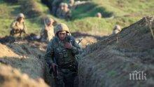 Петима от едно семейство убити при арменски обстрел