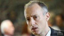 Министър Красимир Вълчев: Няма свръх стойности на заразени с коронавируса в училищата