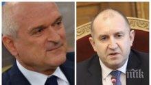 Димитър Главчев с горещ коментар за речта на Радев: Разочароващо! Очаквахме оставка, а получихме поредното вето