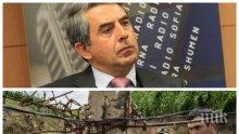 Росен Плевнелиев обясни войната в Нагорни Карабах