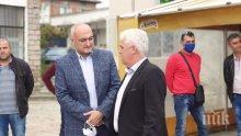 Цветомир Паунов в Гърмен: Резултатите от частичните местни избори в страната са показателни за състоянието на ГЕРБ