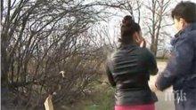 ПОТРЕСАВАЩА ГЛЕДКА: Проститутки обърнаха братска могила в истинско бунище (СНИМКИ)