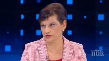 Даниела Дариткова: Модерно е да се говори срещу ГЕРБ, но оставката не е решение - имаме доверието на над 1 млн. българи!
