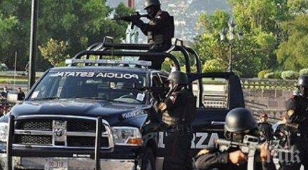 Ужасяващо: Полицията в Мексико откри близо 100 тела в масови гробове