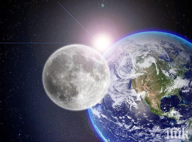 Не им стигна Земята: Японците вдигат завод на Луната
